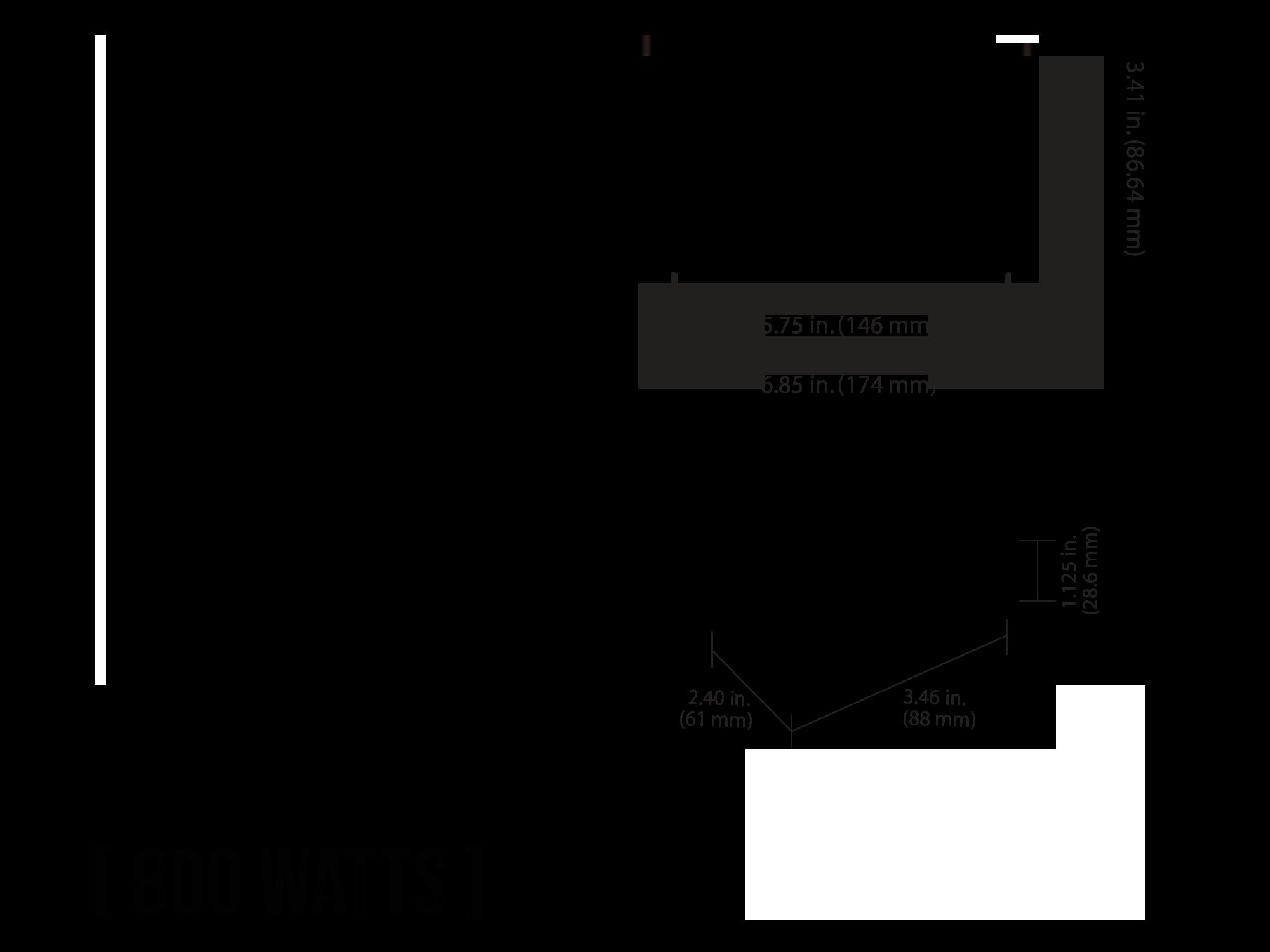 EX6NCD Neodymium Series Midrange
