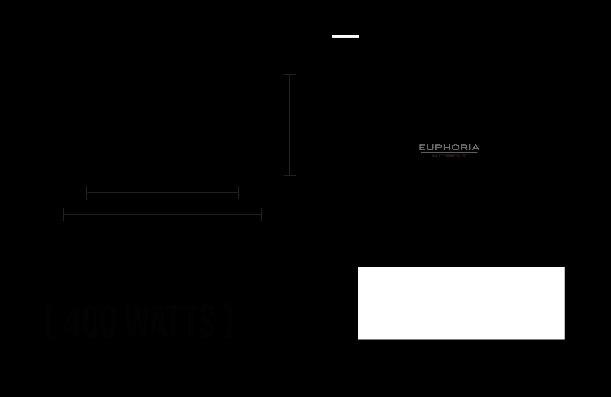 EXM10SN Neodymium Series Midrange Mounting Dimensions