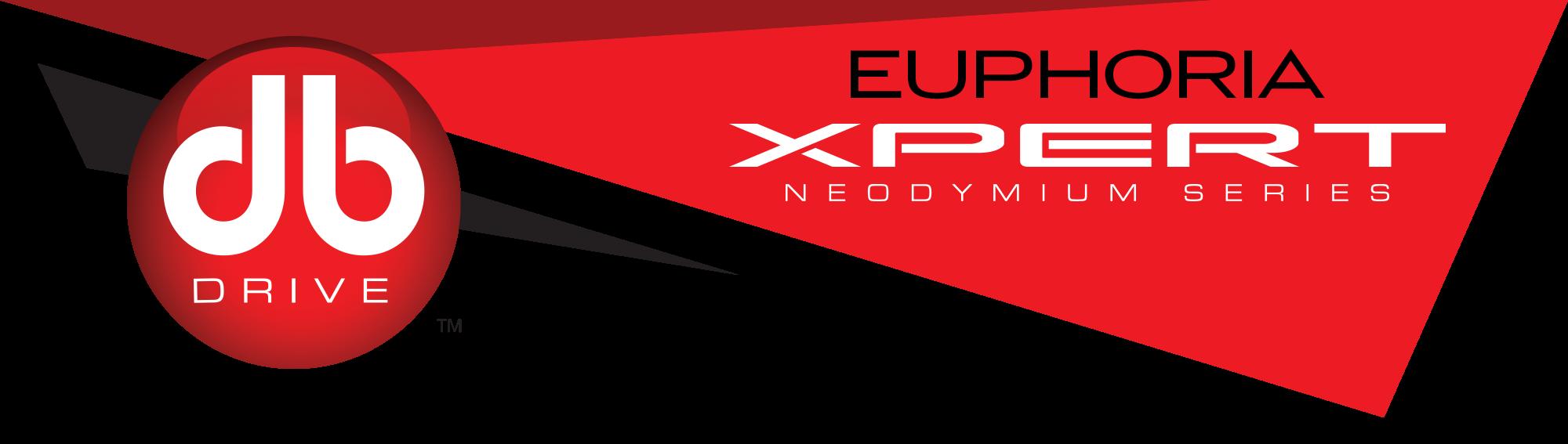 DB Drive Euphoria XPERT Neodymium Series